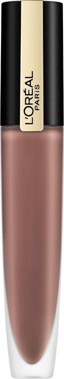 Тинт для губ L`Oreal Paris Rouge Signature жидкий, матовый, с металлическим эффектом, №206  #1