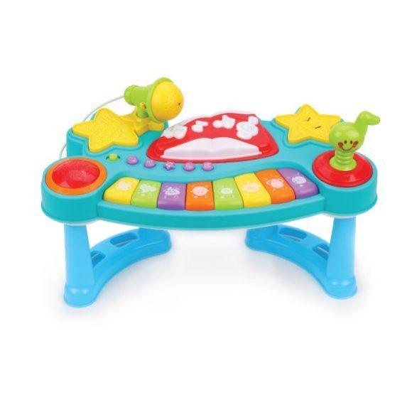 """Музыкальная игрушка Жирафики """"Пианино"""" с микрофоном #1"""
