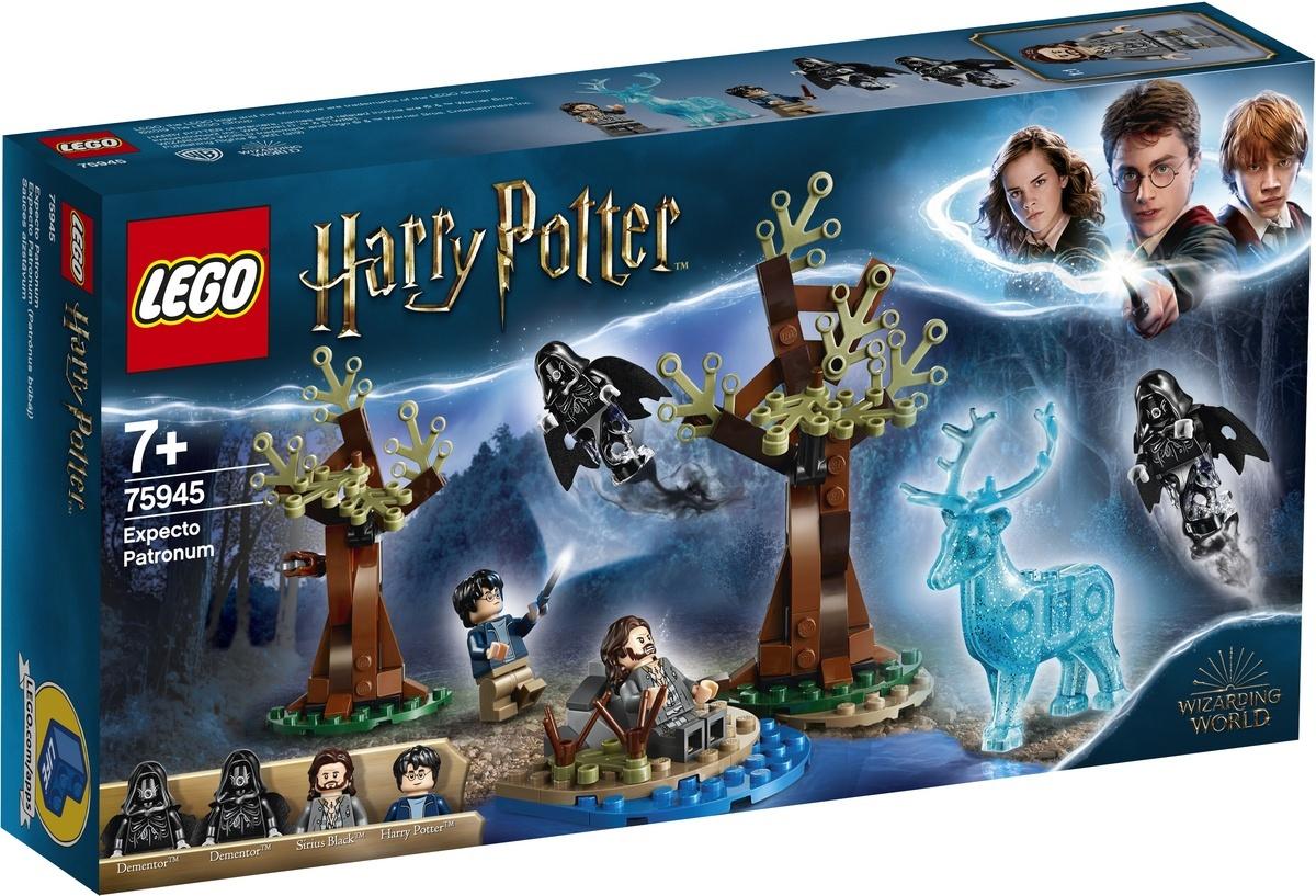 Конструктор LEGO Harry Potter 75945 Экспекто Патронум! #1