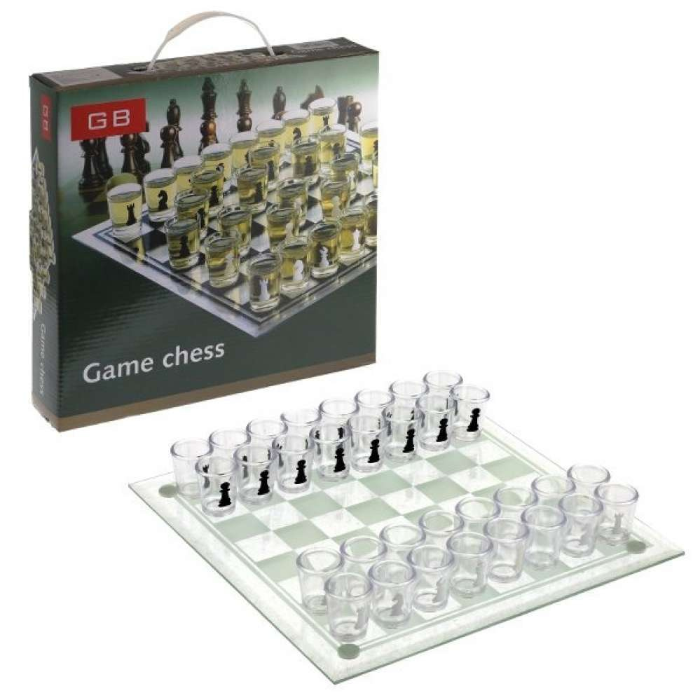 Пьяные шахматы #1