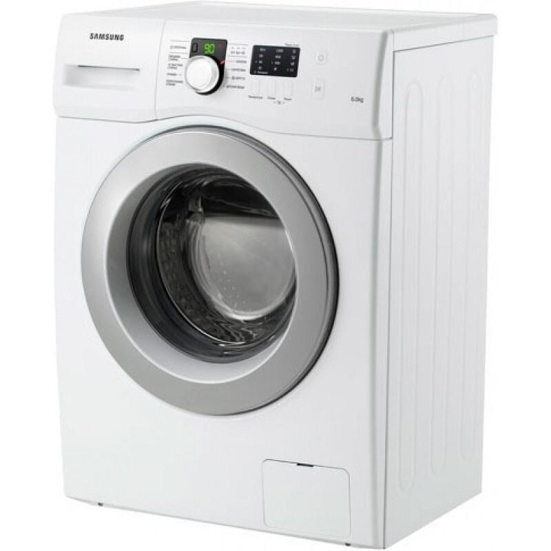 Стиральная машина Samsung WF60F1R1F2W, белый #1