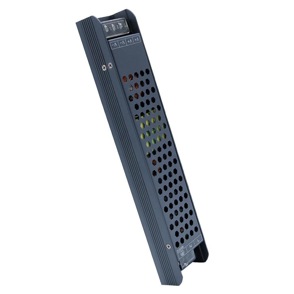 Блок питания для светодиодной ленты  BAEMAR, 12В, 250 Вт, IP20 #1