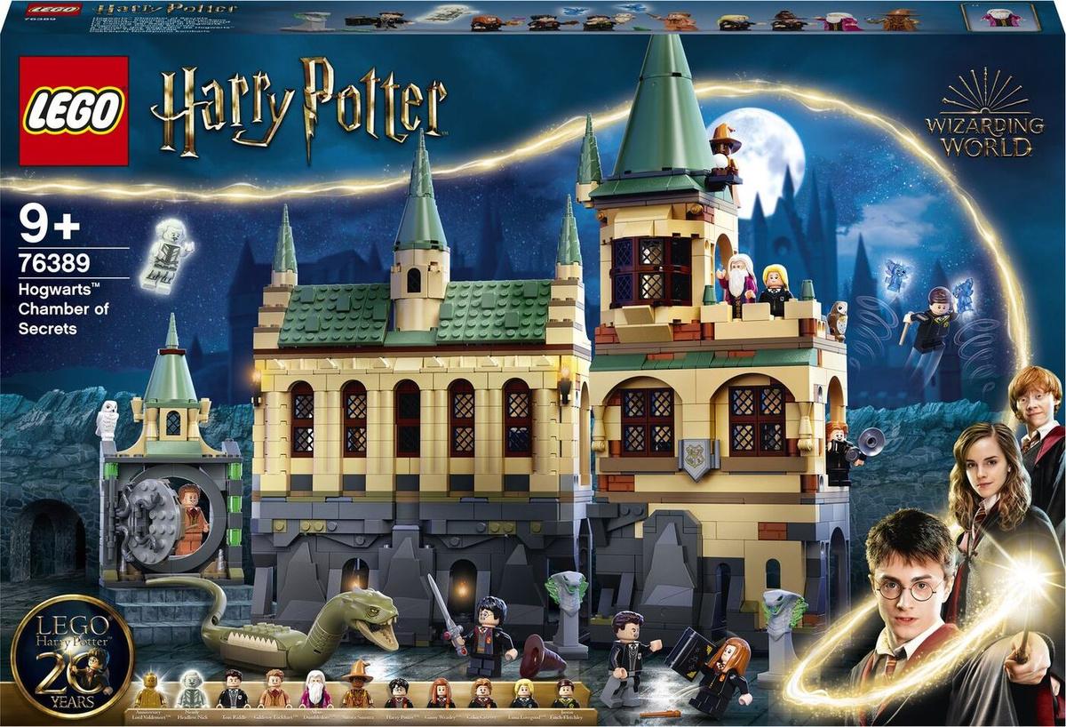 Конструктор LEGO Harry Potter 76389 Хогвартс: Тайная комната #1