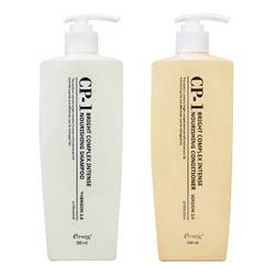 ESTHETIC HOUSE Увлажняющий набор для ухода за волосами Intense 500 (шампунь+кондиционер), 2 шт. Наборы скидка до 20%