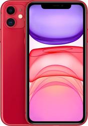 Смартфон Apple iPhone 11 128GB, красный