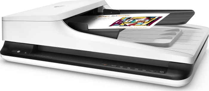 Сканер HP Scanjet Pro 2500 f1 Flatbed Scanner_