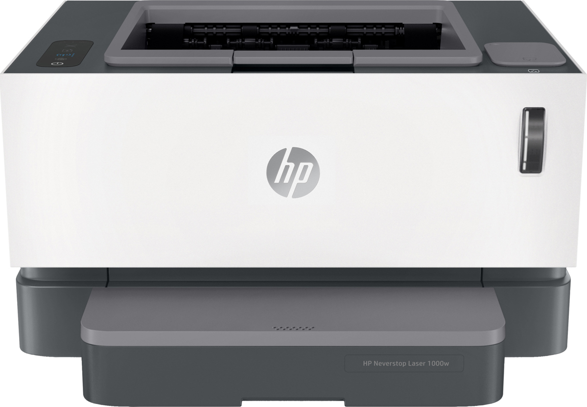 Принтер HP Neverstop Laser 1000w, белый