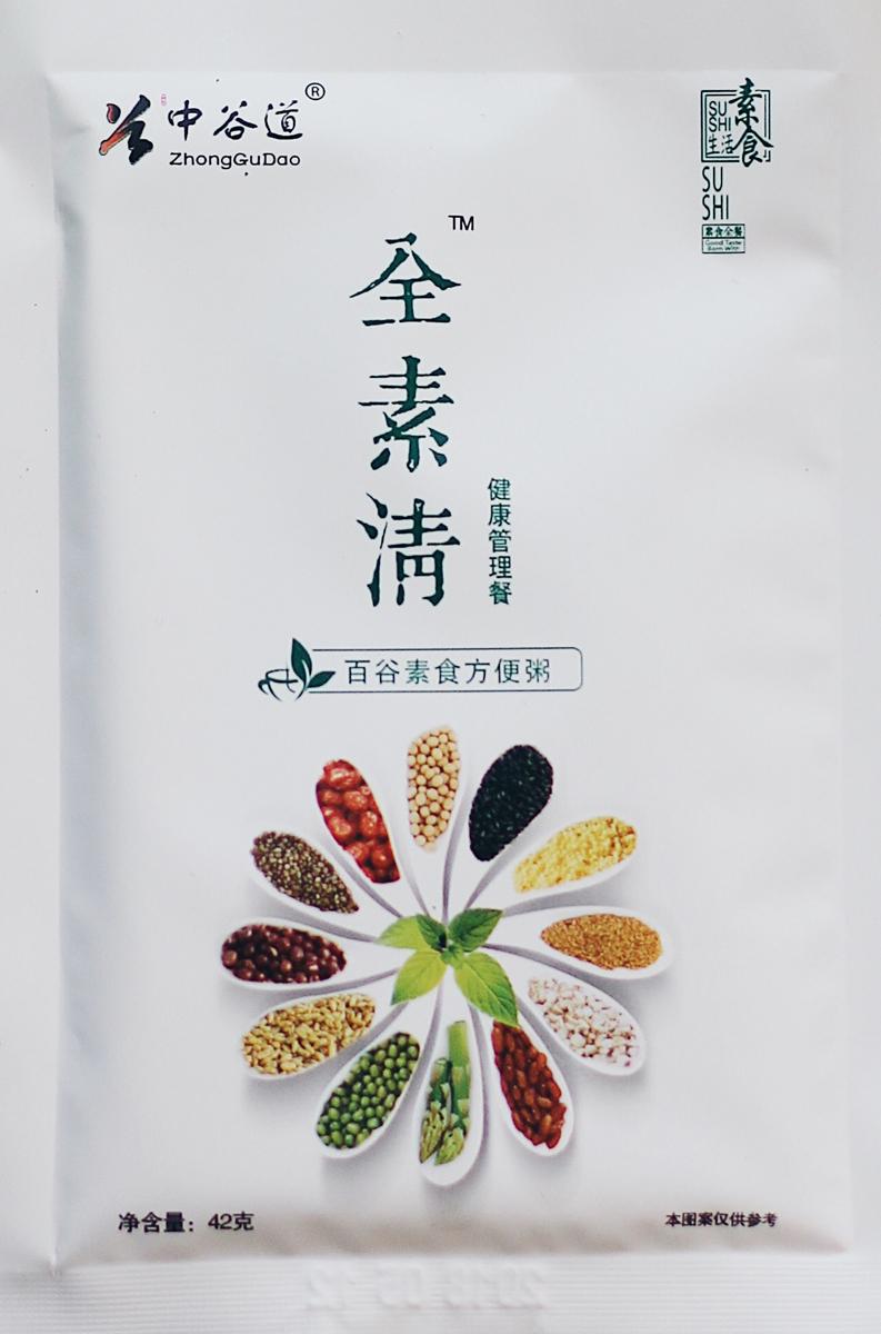 Каша быстрого приготовления Quan-Su-Qing, 10 шт по 42 г