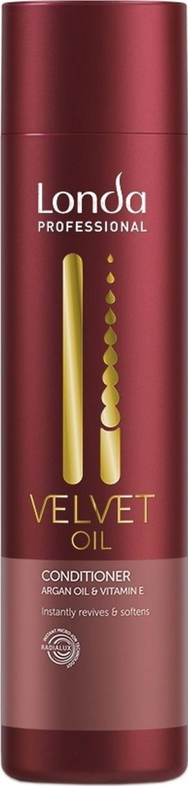 Londa Professional Кондиционер Velvet Oil с аргановым маслом,250 мл schwarzkopf professional кондиционер с аргановым маслом bonacure oil miracle 150 мл