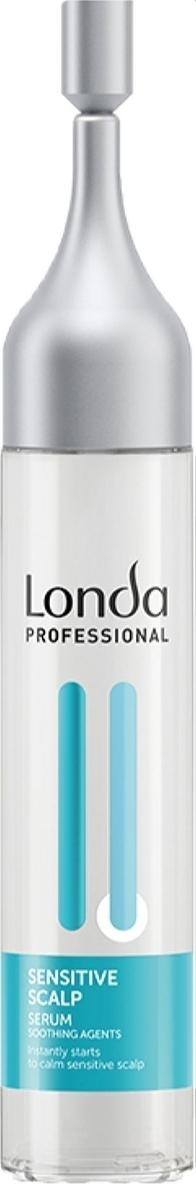 Сыворотка для чувствительной кожи головы Londa Sensitive Scalp, 6 ампул х 9 мл сыворотка bonacure scalp therapy sensitive scalp serum объем 30 мл