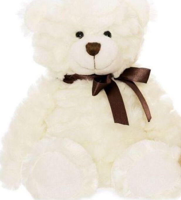 Мягкая игрушка Teddykompaniet Мишка Гарри, кремовый, 23 см