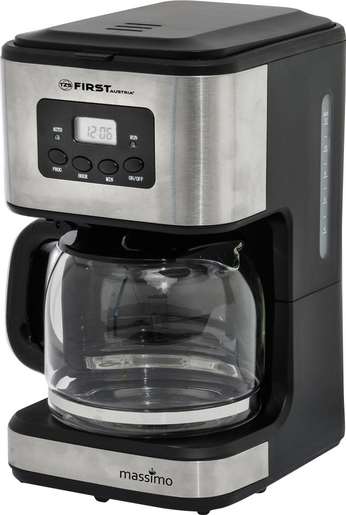 Кофеварка FIRST FA-5459-4 Grey