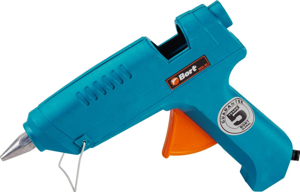 Пистолет клеевой BEK-40 цена и фото