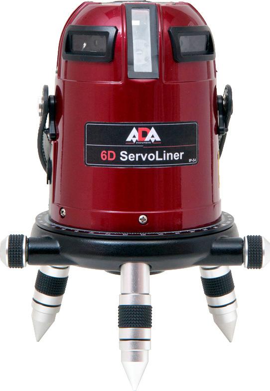Уровень лазерный автоматический ADA 6D SERVOLINER (А00139) ada instruments 6d maxliner