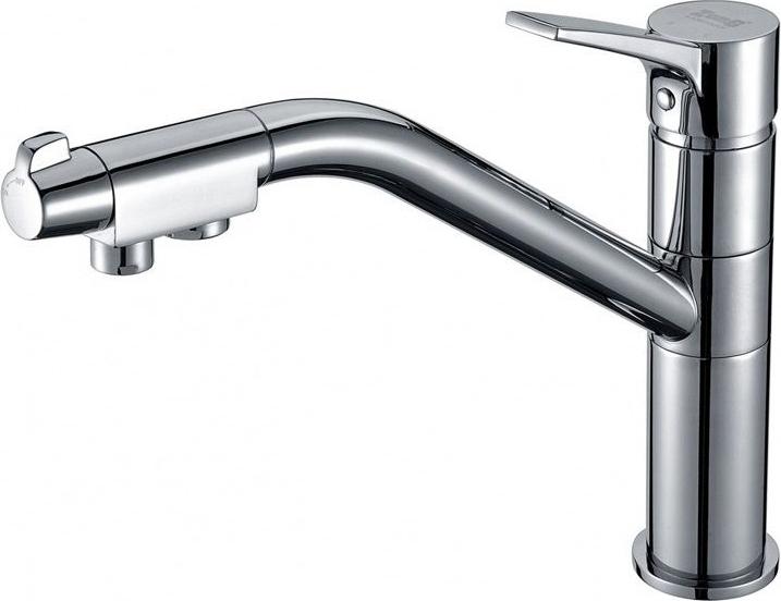 Смеситель для кухни под фильтр ZorG Sanitary ZR 401 KF цена