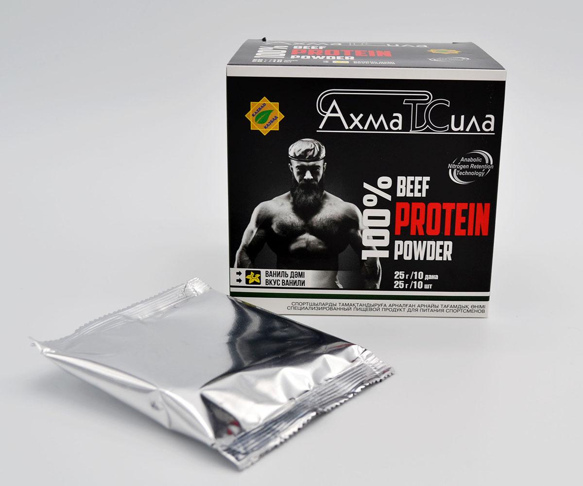 Ахмат сила протеин, ваниль 10 шт. по 25 г