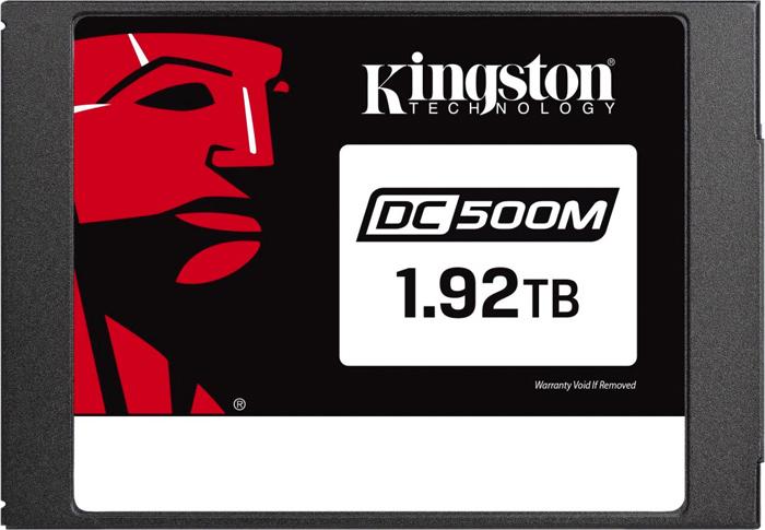 Твердотельный накопитель 1920Gb SSD Kingston DC500M, SEDC500M/1920G