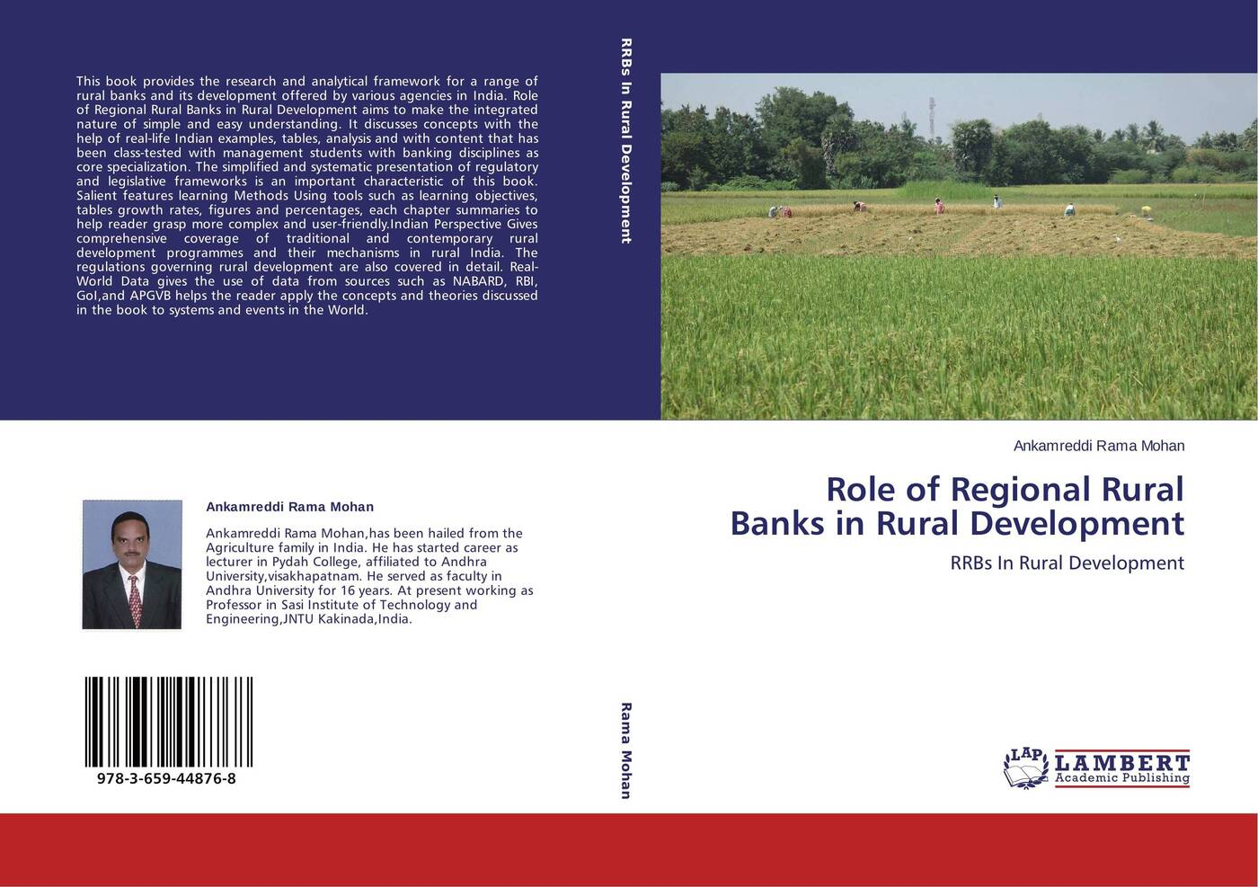 цены на Ankamreddi Rama Mohan Role of Regional Rural Banks in Rural Development  в интернет-магазинах