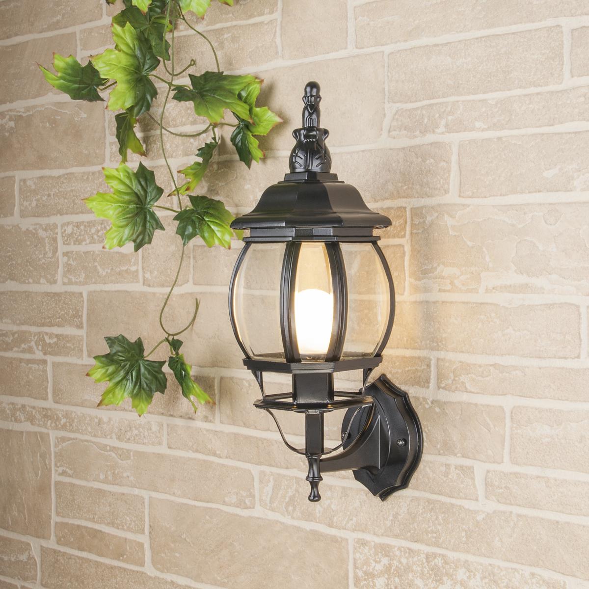 Садовое освещение Elektrostandard a033703, E27 садово парковый светильник elektrostandard virgo f 2 черное золото 4690389064883