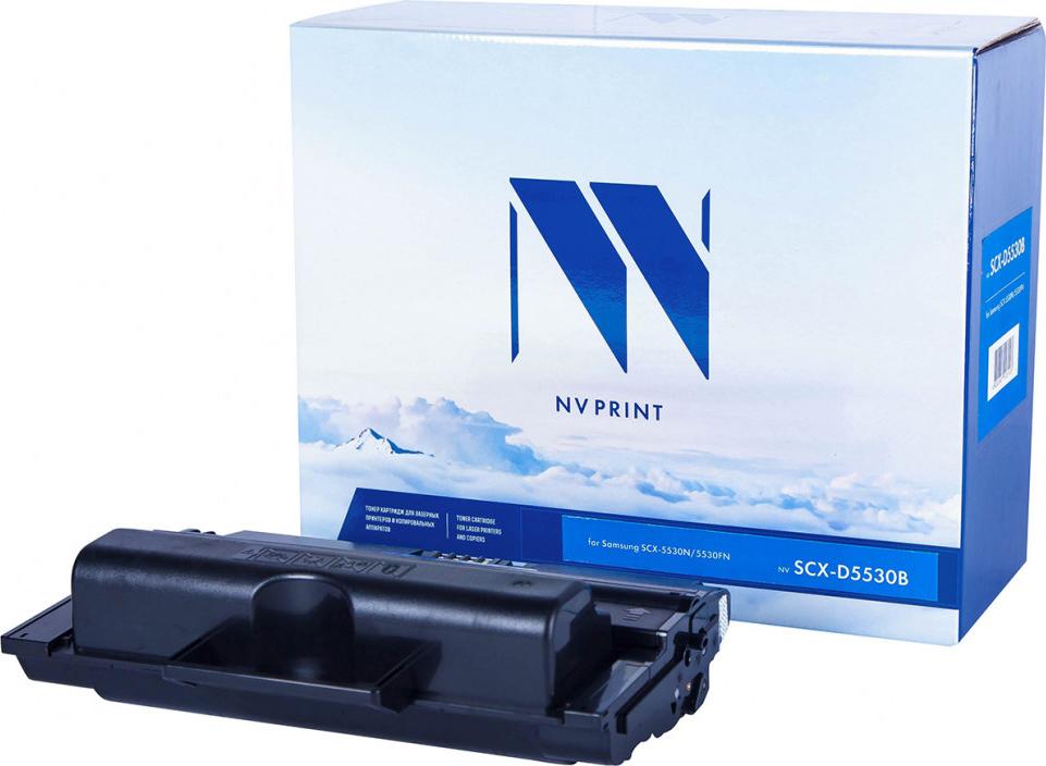 Тонер-картридж NV Print SCX-D5530B, черный, для лазерного принтера