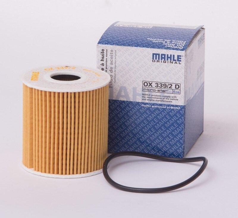 Масляный фильтр Mahle ORIGINAL OX3392D