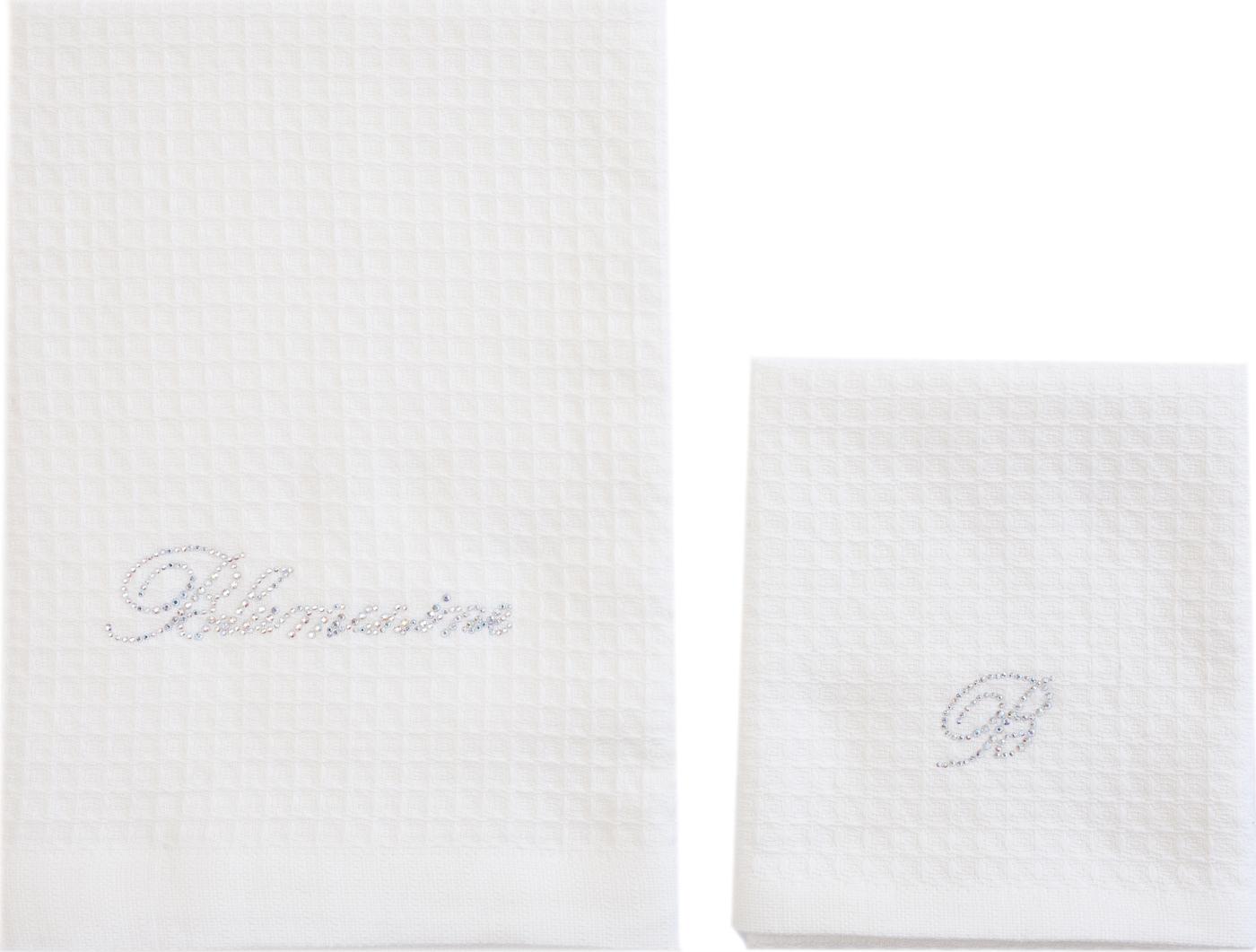 Комплект полотенец 2 предмета