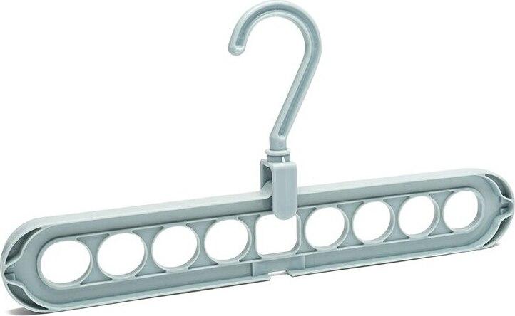Вешалка-органайзер для экономии места в шкафу, Migliores (6106)