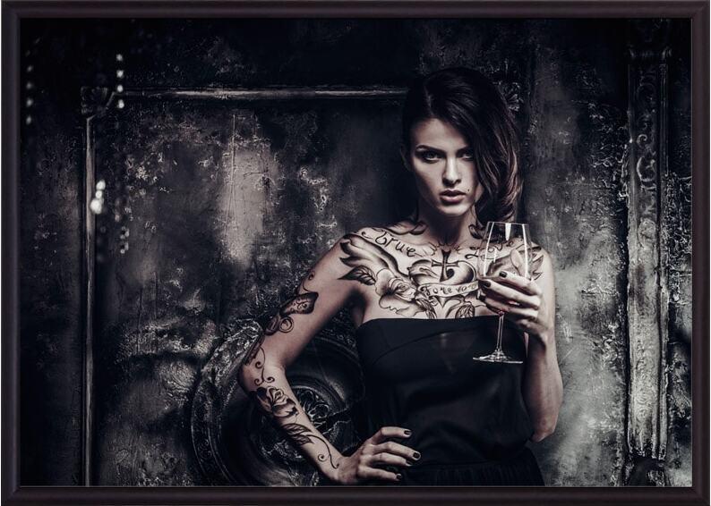 Постеры с татуировками