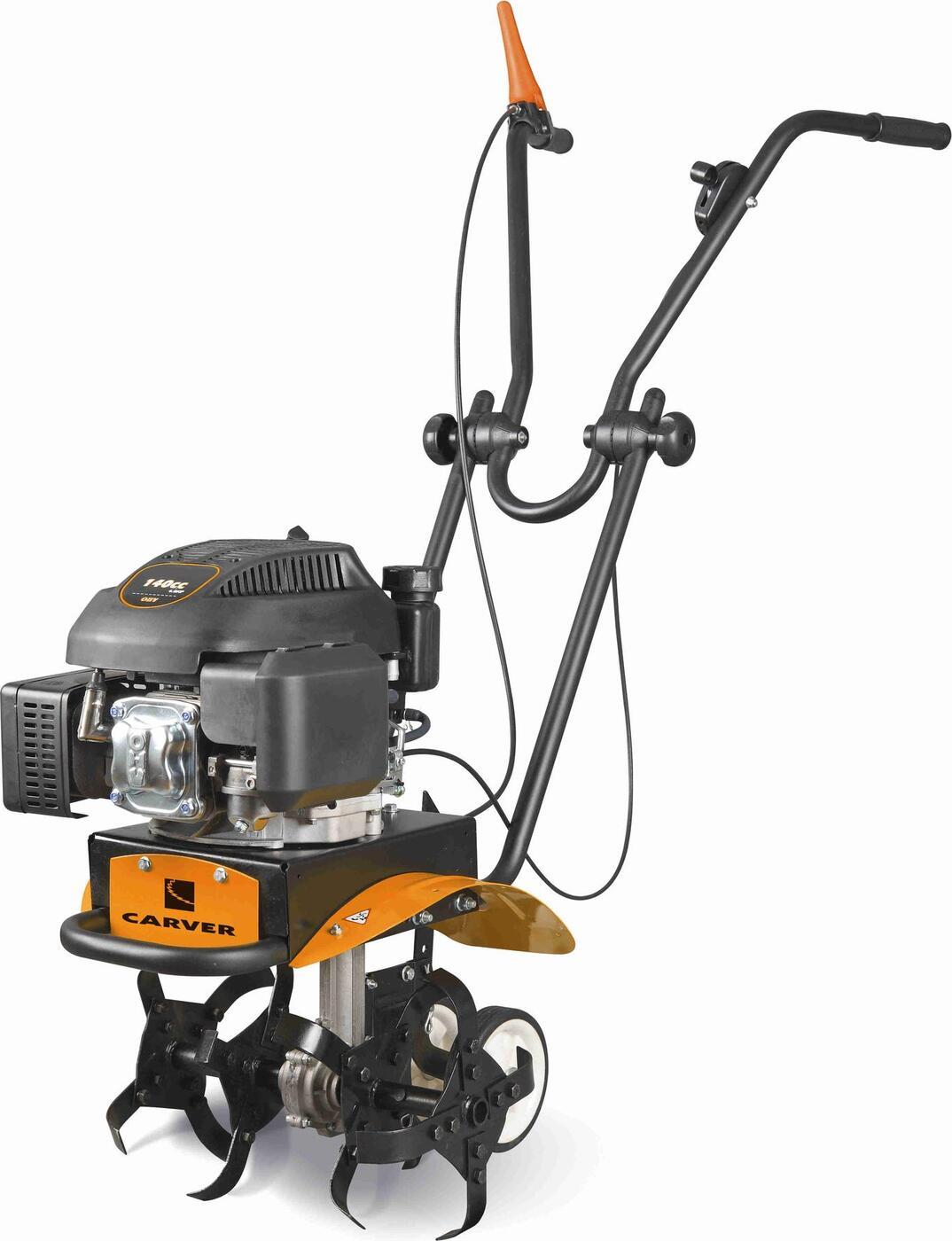Мотокультиватор CARVER T-400 (4,0 л.с., 4-х такт., шир. 38 см.)