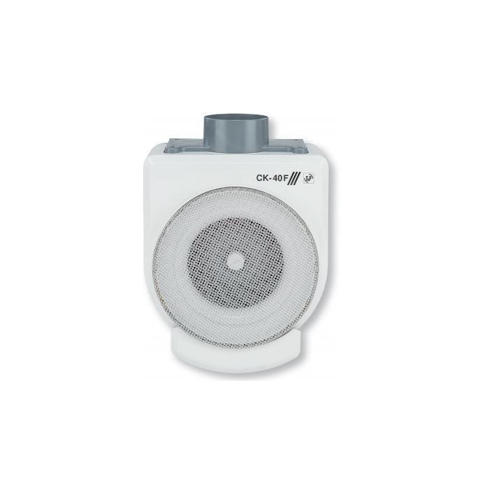 Кухонный вытяжной вентилятор Soler& Palau CK-40F Агрегат изготовлен из прочного пластика и легко поддается очистке...
