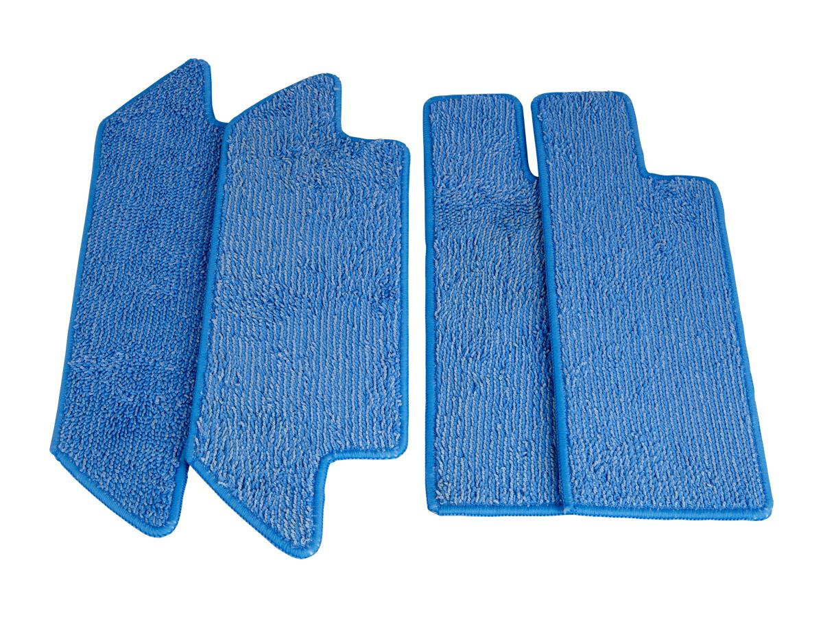 HobotЧистящие салфетки Legee-668 (2 комплекта в упаковке) Сменные салфетки для робота-пылесоса...