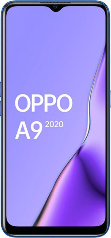 Смартфон OPPO A9 2020 4/128GB, фиолетовый