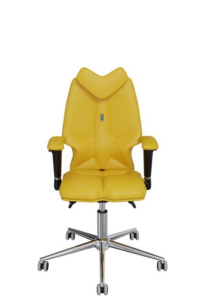 Детское компьютерное кресло KULIK SYSTEM FLY Желтый