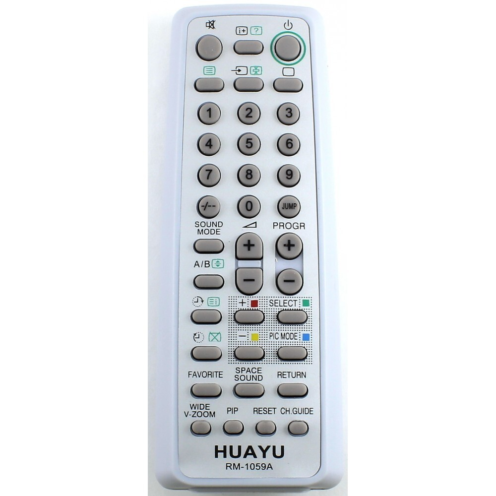 Пульт универсальный Huayu для Sony RM-1059A