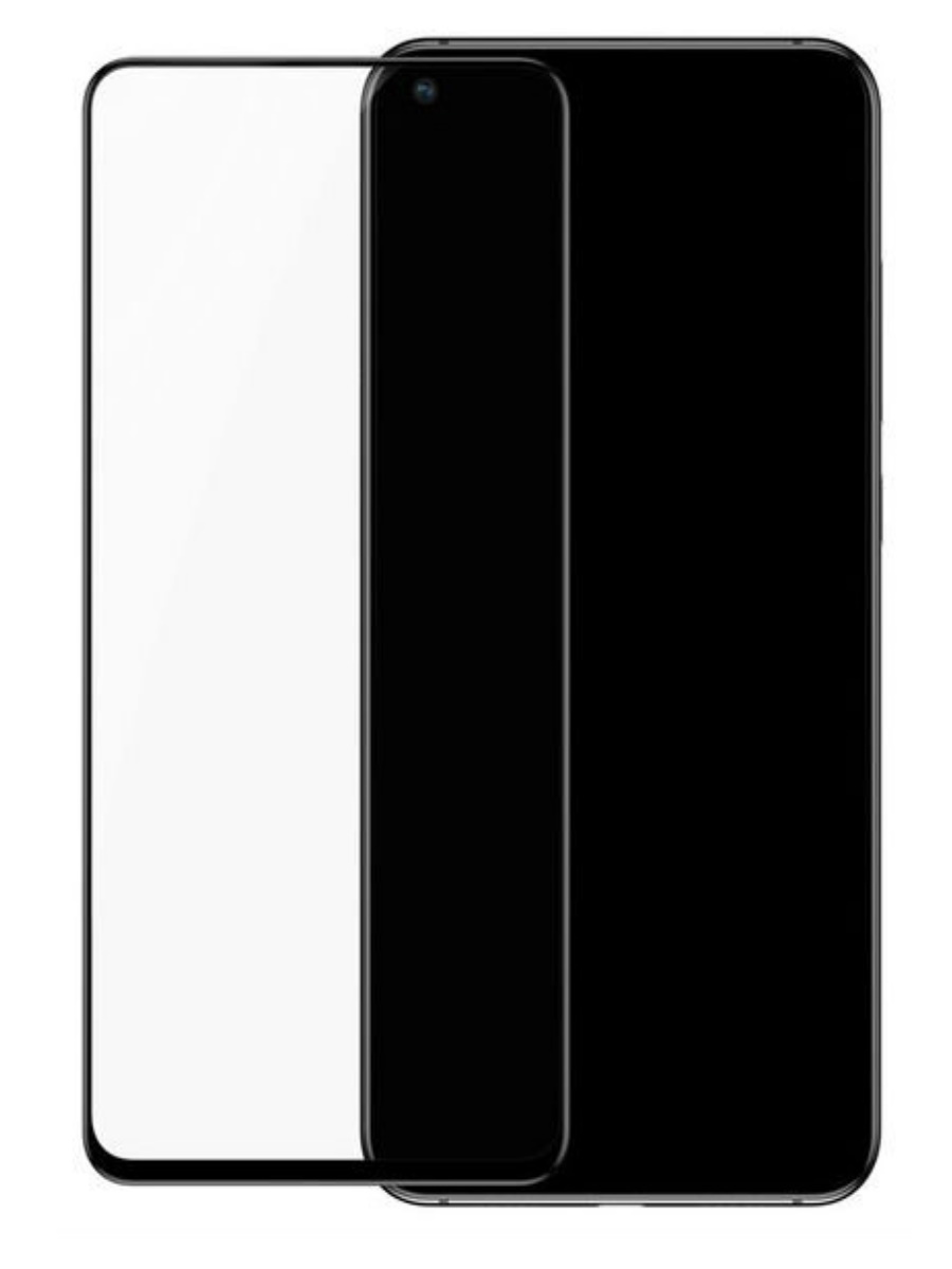 Защитное стекло Baseus 0.3 mm Curved-screen Tempered Glass Screen Protector для Huawei Nova 4/ Honor V20 Black