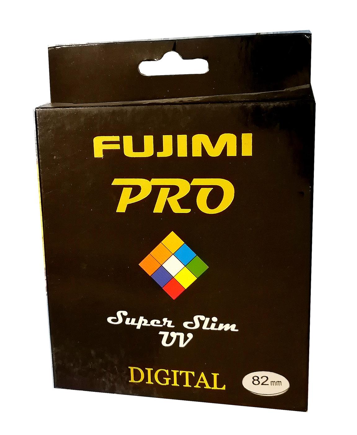 Светофильтр Fujimi Super slim UV 82мм