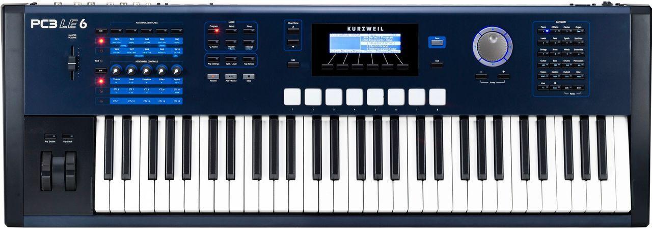 Синтезатор Kurzweil KP100, 61 клавиша