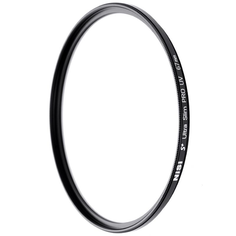 Фильтр для фотокамеры NiSi UV 67mm, черный