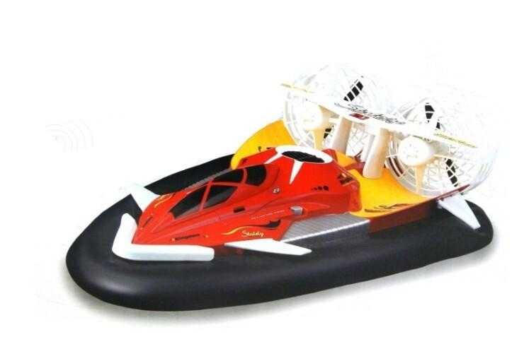 Лодка на воздушной подушке 1:20