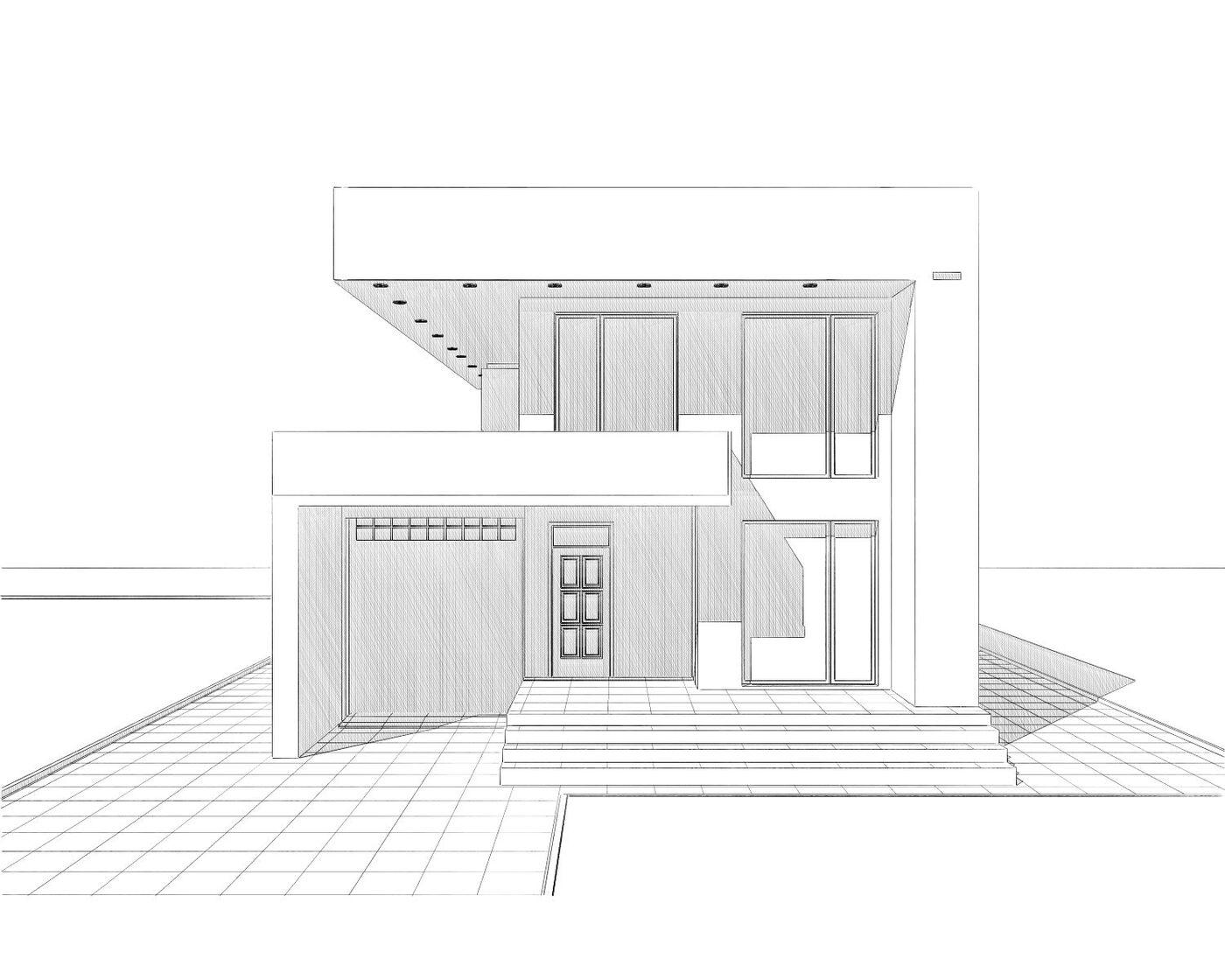 Готовый проект дома 013