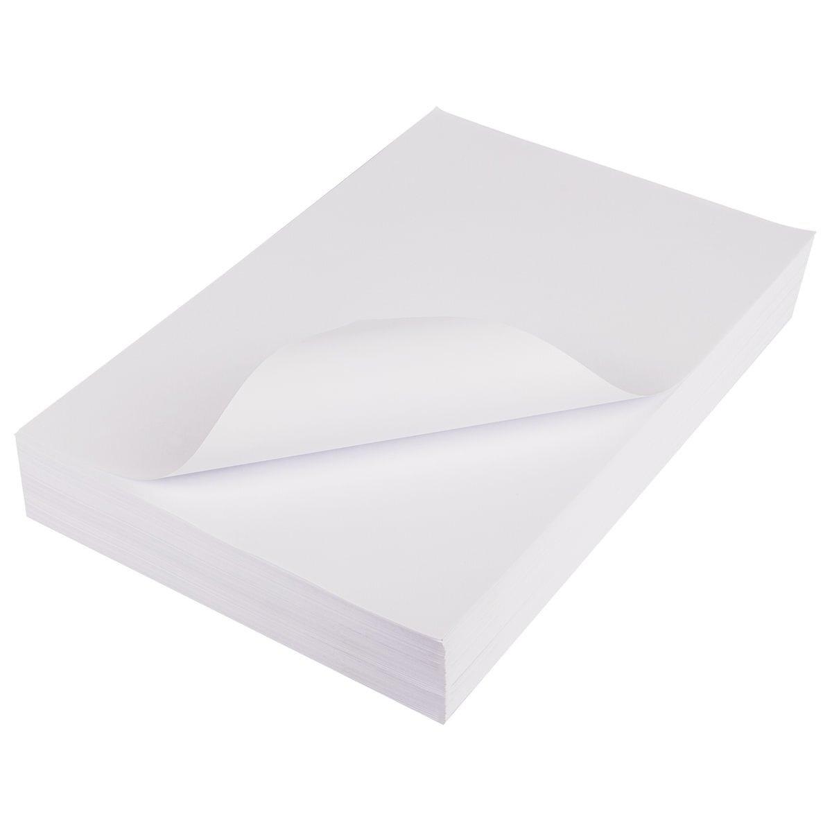 Бумага А4 500 листов для принтера белая для рисования творчества  #1