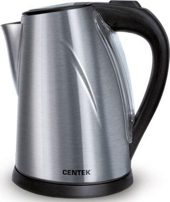 Электрический чайник Centek CT-1030, серебристый #1