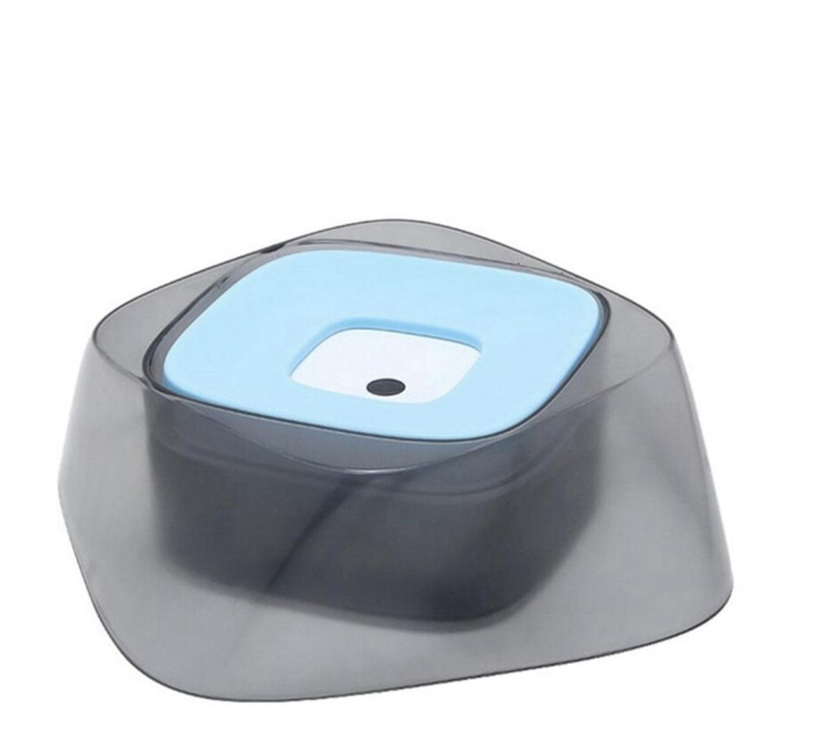 Миска непроливайка Космо для собак, для кошек SMART ANIMAL (25*25*8,9 см, Синий)  #1