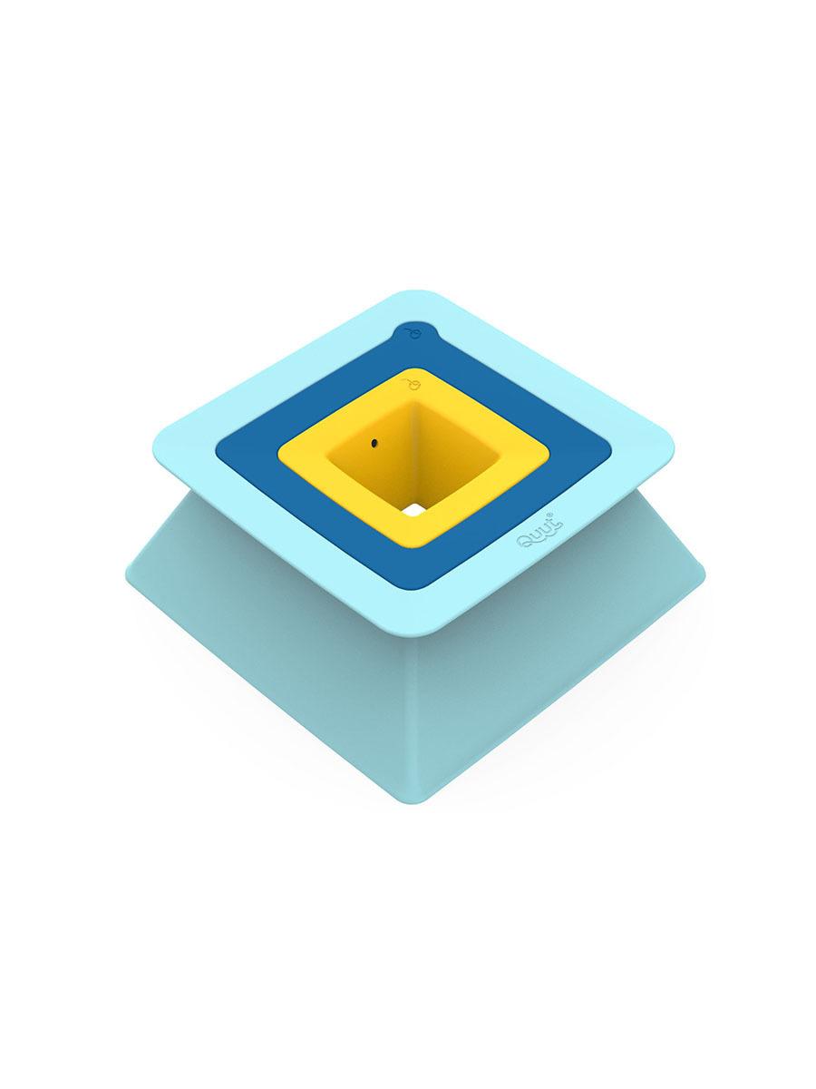 Формочки для 3-уровневых пирамид из песка и снега Quut Pira #1