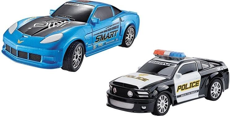 Набор из двух радиоуправляемых машин Police Chase 1:20 - YD898-MJ1996B  #1