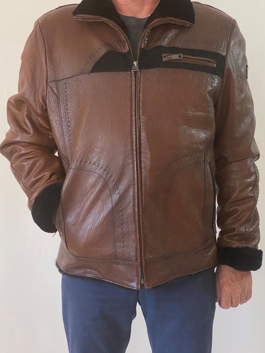 Кожаная куртка #1