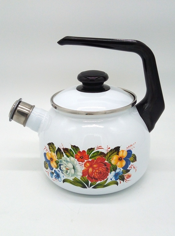 Чайник Лысьвенские эмали, 2,5 л #1