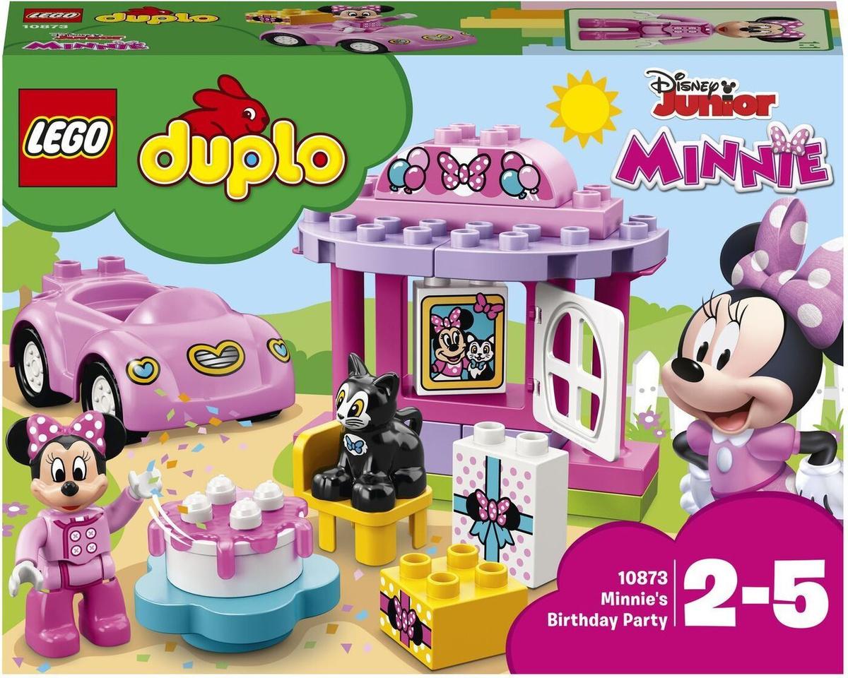 Конструктор LEGO DUPLO Disney 10873 День рождения Минни #1