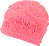 Шапочка для плавания Joss Latex Swim Cap, YU4113-X1, розовый