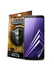 Противоударная защитная бронепленка для Samsung Galaxy A8 X-ONE Extreme Shock Eliminator 3-е поколение на экран. Лучшая цена